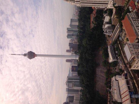 Sheraton Imperial Kuala Lumpur Hotel: KL Tower