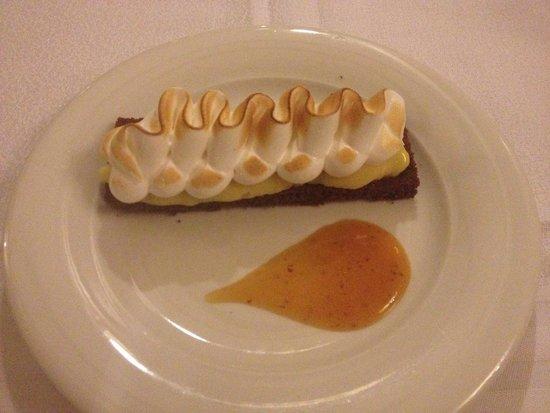 TUI SENSIMAR Scheherazade: One of many delicious desserts