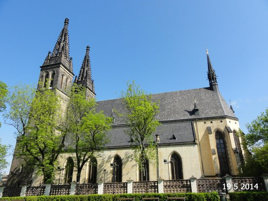 Vysehrad National Cultural Monument: St Peter & Paul Cathedral