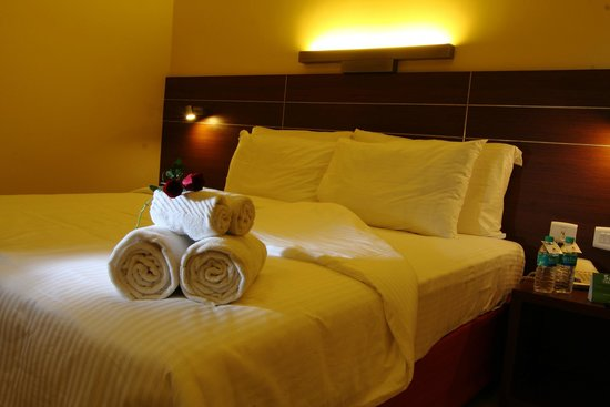 Bell Hotel - Chennai: DELUXE DOUBLE ROOM