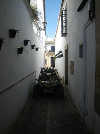 TopBuggy : Casco historico - Ronda