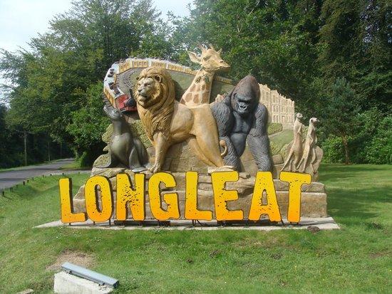 Longleat: Safari