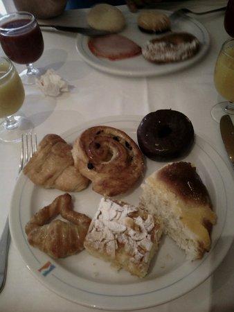 Hipotels Barrosa Garden: primer desayuno ¡¡¡¡