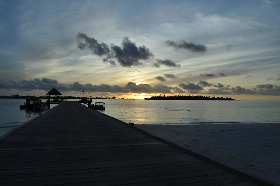 Six Senses Laamu: sunset 2