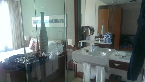 Novotel Citygate Hong Kong: Bathroom