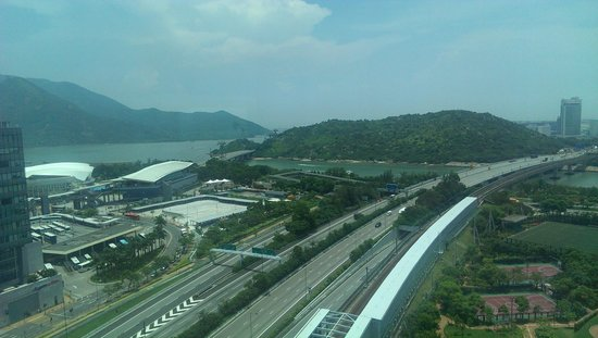 Novotel Citygate Hong Kong: Room view