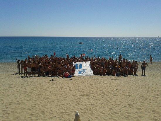 Cardedu, Italia: Foto spiaggia obiettivo tropici mi piace