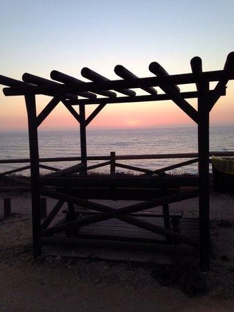 Praia Grande: Agradável para ler, pensar ou namorar