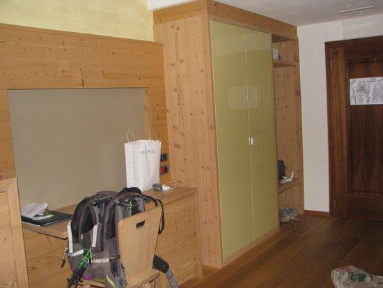 "Family & Wellness Hotel Shandranj : interno camera jr suite ""abete"""