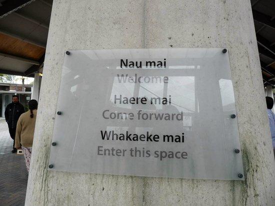 Te Puia: Maori Greetings