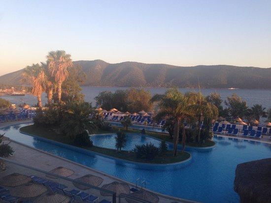 Bodrum Holiday Resort & Spa : Pool