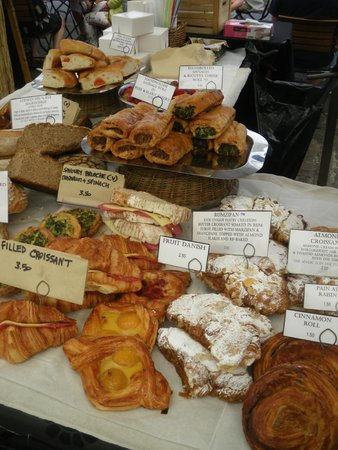Greenwich Market : bancone