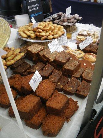 Greenwich Market : dolci
