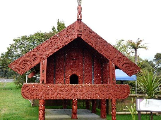 Te Puia : Maori Art