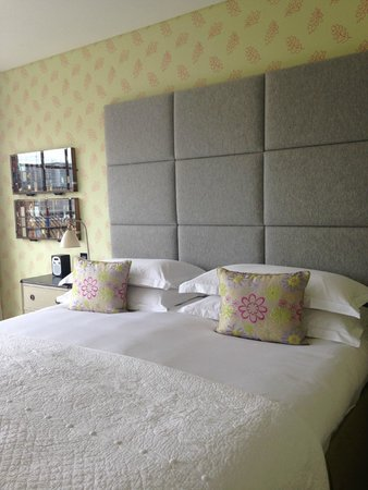 The Soho Hotel: the comfiest bed ever