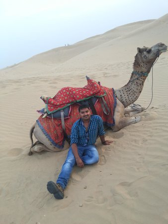 Desert safari Planners : With my ride