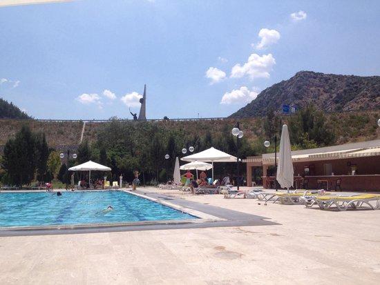 Anemon Hotel Manisa: Swimming pool