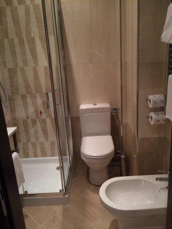 Soperga Hotel: Bagno