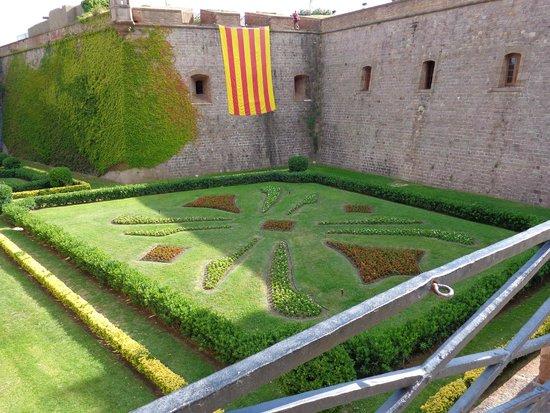 Parc de Montjuic : Castelo Montjuic