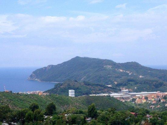 Hotel Relais San Rocco : Panorama