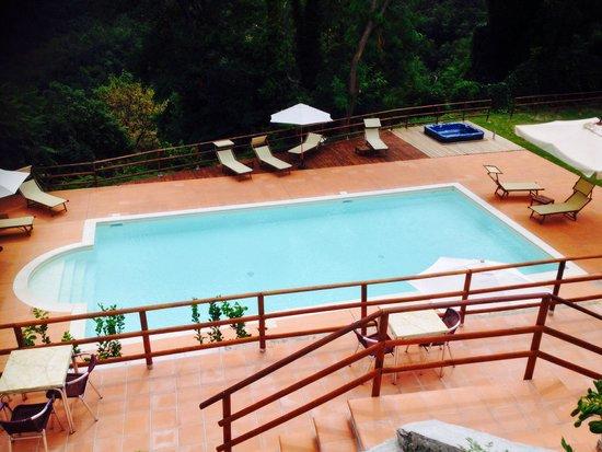 Hotel Relais San Rocco : Piscina