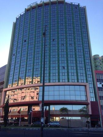 Olaias Park Hotel: Entrata albergo