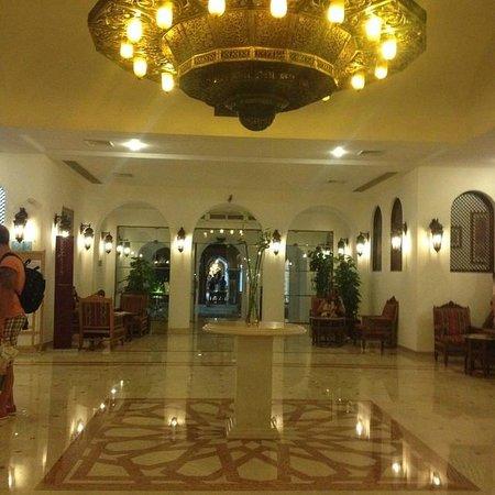 Mercure Hurghada Hotel : Hotelllobby