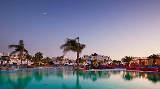 Mercure Hurghada Hotel : Pool/hotellområde