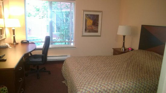 Belltown Inn : My room