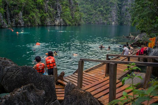 Kayangan Lake : KL3