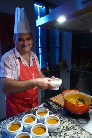 Onigourmand : Really goooodddd Fish soup