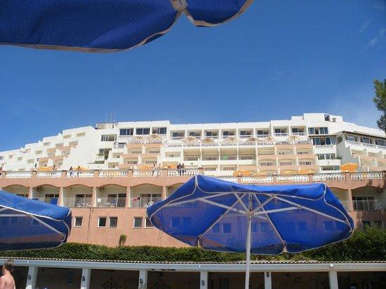 Sunshine Corfu Hotel & Spa: hôtel