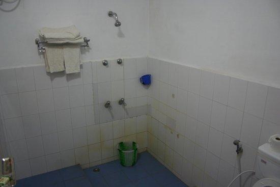 La Marina : La douche