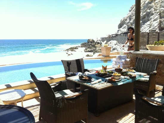 The Resort at Pedregal: Villa pool