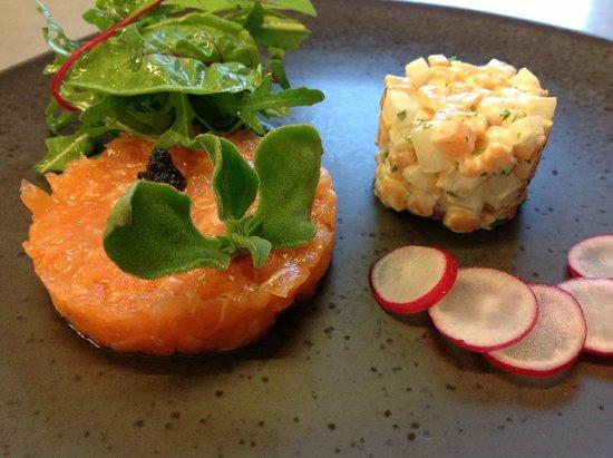 Photo of Seafood Restaurant Restaurant Lekr at Stichts End 9, Ankeveen 1244 PK, Netherlands