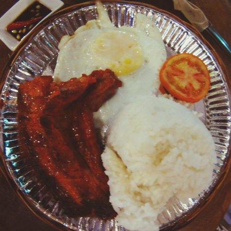 Lolo Nonoy's Food station: liempo