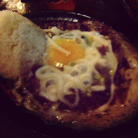 Lolo Nonoy's Food station: sisig