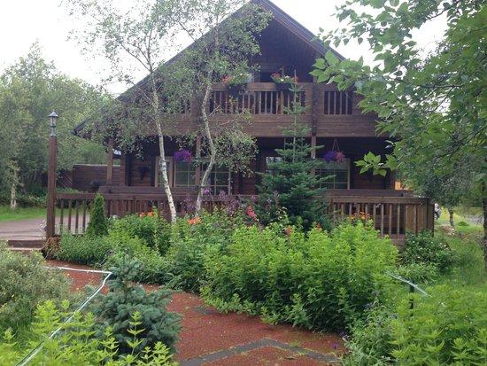 Fagrilundur Guesthouse