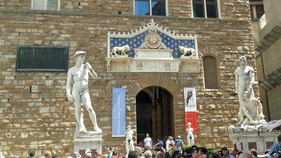 Piazza della Signoria: Palazzo Vecchio