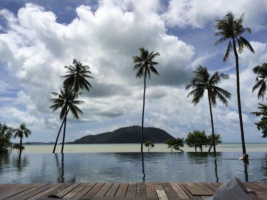 The Vijitt Resort Phuket: プールからの景色♥️