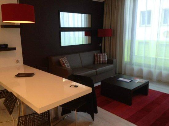 Boscolo Residence: lounge