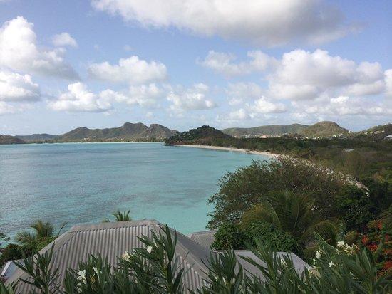 Cocobay Resort: Vista dalla camera sono stato fortunato rispetto ad altri