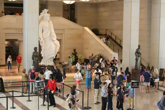 Capitol Hill: Centro de visitantes