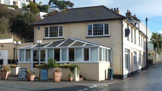 Blue Plate Restaurant Bar Cafe Deli: BluePlate Restaurant Downderry, Cornwall