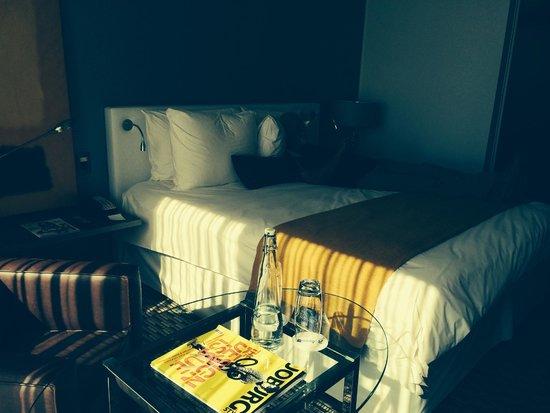 Radisson Blu Gautrain Hotel: Bedroom