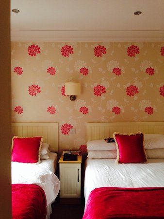 Elgin Hotel Blackpool: Refurb bedrooms!!! Just beautiful