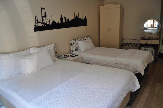 Taksim Inn Apartment: Superior Oda