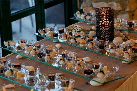 Masera: Sushi event