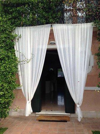 Ca' Priuli Dolo : Eingang