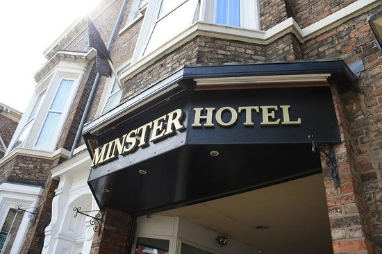 The Minster Hotel Entrance
